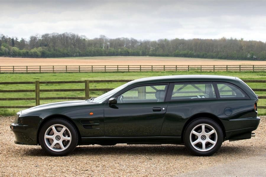 1996 Aston Martin V8 Sportsman Estate Car stars at Bonhams