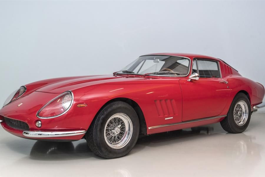 Ferrari 275 GTB 4 Prototype to be auctioned by Coys