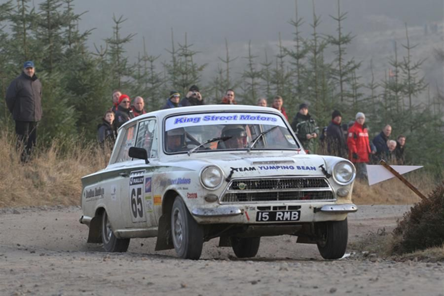 Entries now officially open for the Roger Albert Clark Rally
