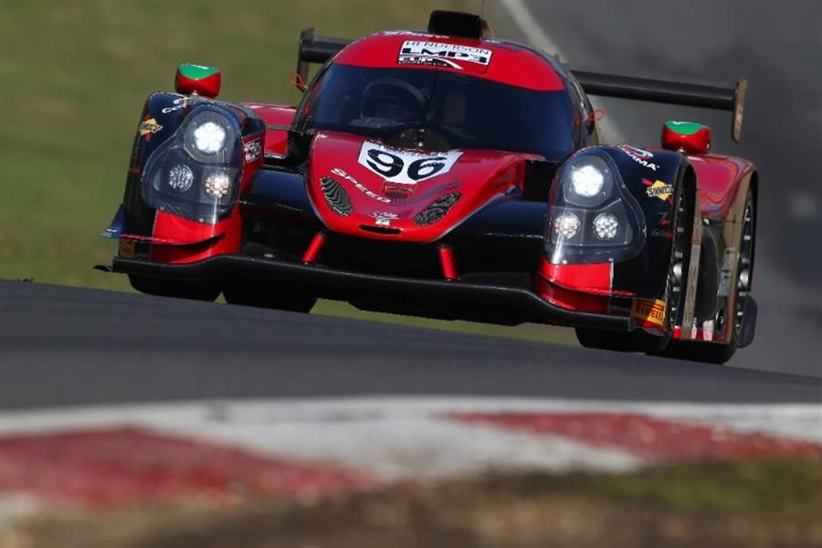 Butel brings his LMP3 racing machine home to Jersey