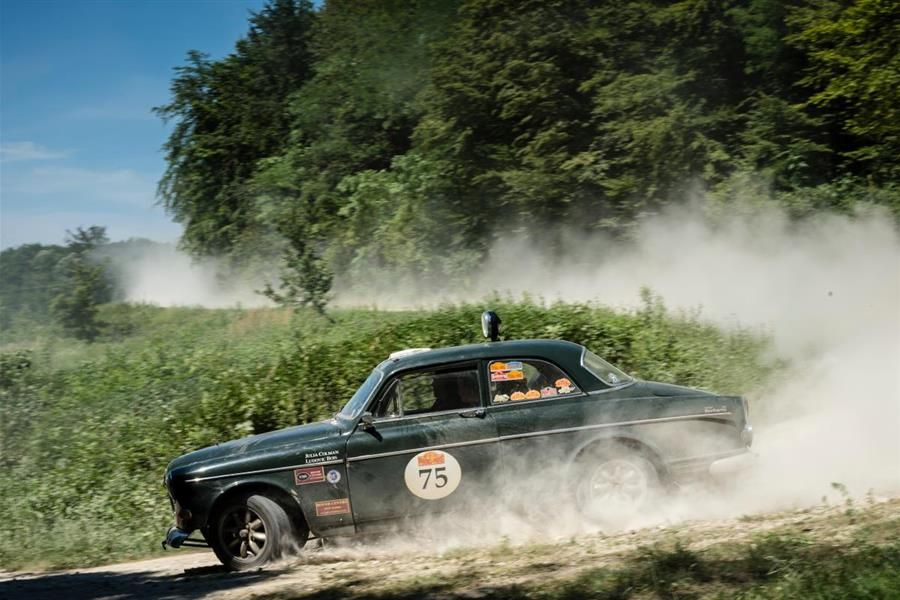 Endurance Rally Association gears up for inaugural Baltic Classic Rally