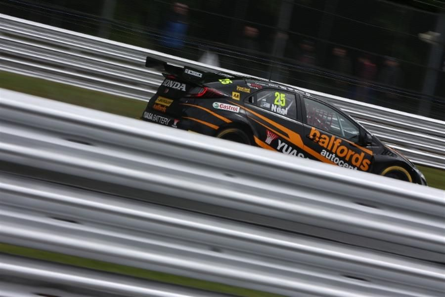 Triple BTCC champ Matt takes second successive pole position