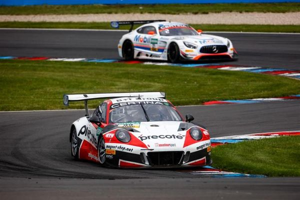 ADAC GT Masters: Porsche duo Renauer and Muller win Saturday's race  at the Lausitzring