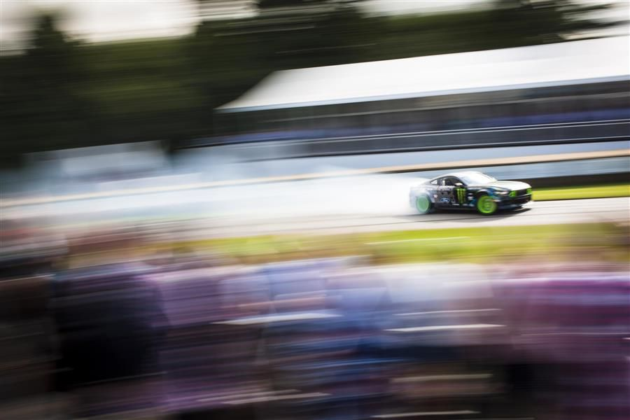 Drift stars to compete at Goodwood Festival of Speed