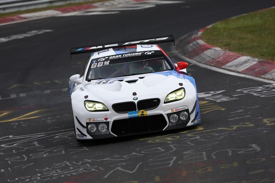 Alex Lynn ready for 'awesome' Nurburgring 24 at the Nordschleife