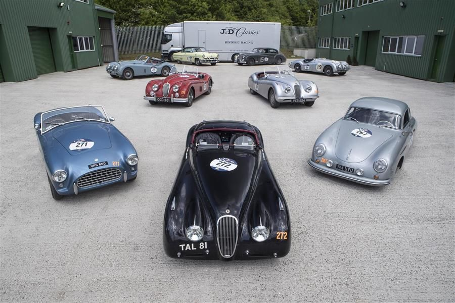 JD Classics returns from faultless Mille Miglia