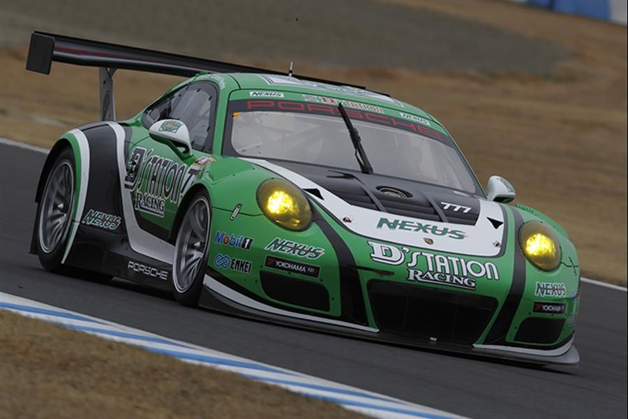 Hoshino, Ara and D'station Racing confirm Blancpain GT Series Asia entry