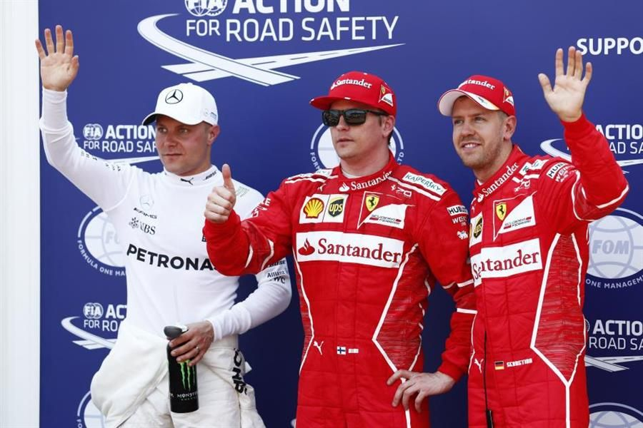 Raikkonen on pole for Monaco Grand Prix