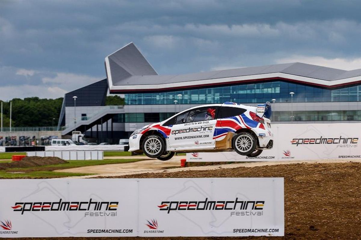 New RX track at Silverstone revealed as SpeedMachine tickets go on sale