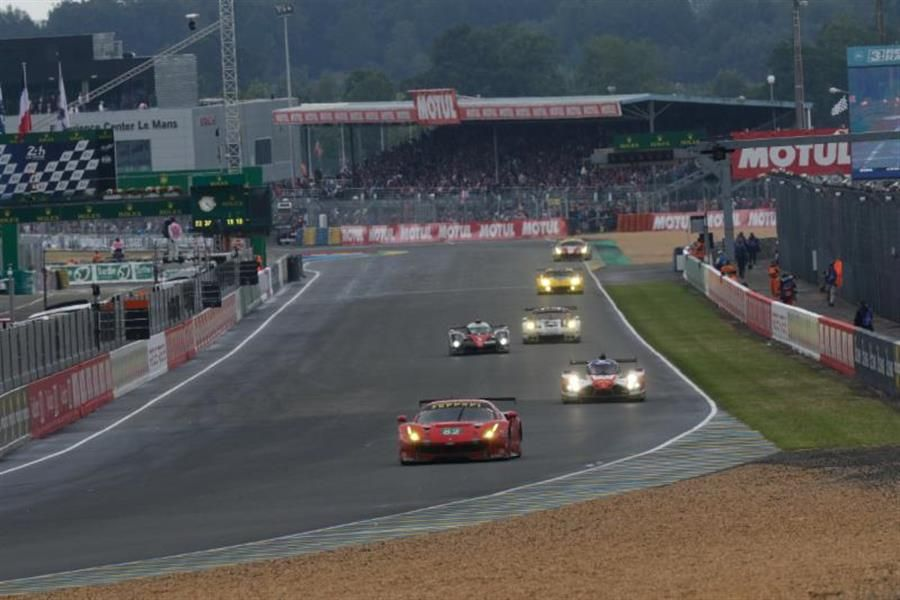Risi Competizione 2017 24 Hours of Le Mans Preview