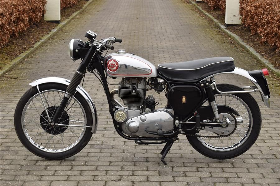 Make An Offer on unsold lots at H&H Classics National Motorcycle Museum sale, results