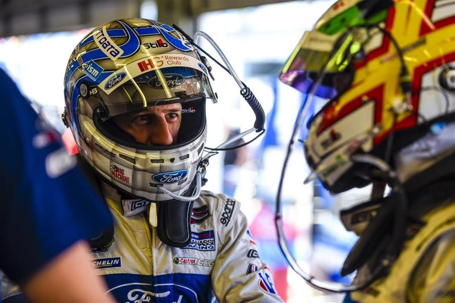 Tony Kanaan to join No. 68 Ford GT team at Le Mans 24 Hours
