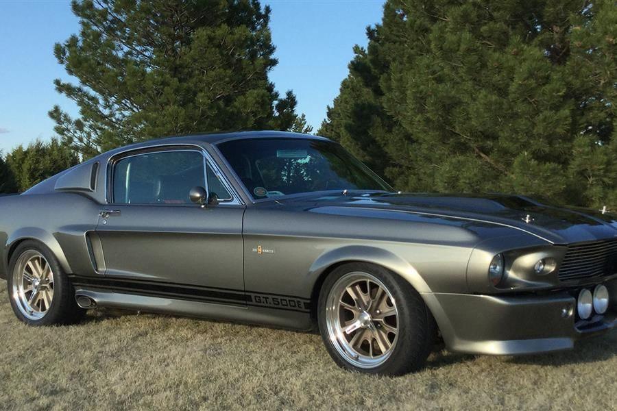 68 Mustang Fastback Races to Mecum's Denver Sale