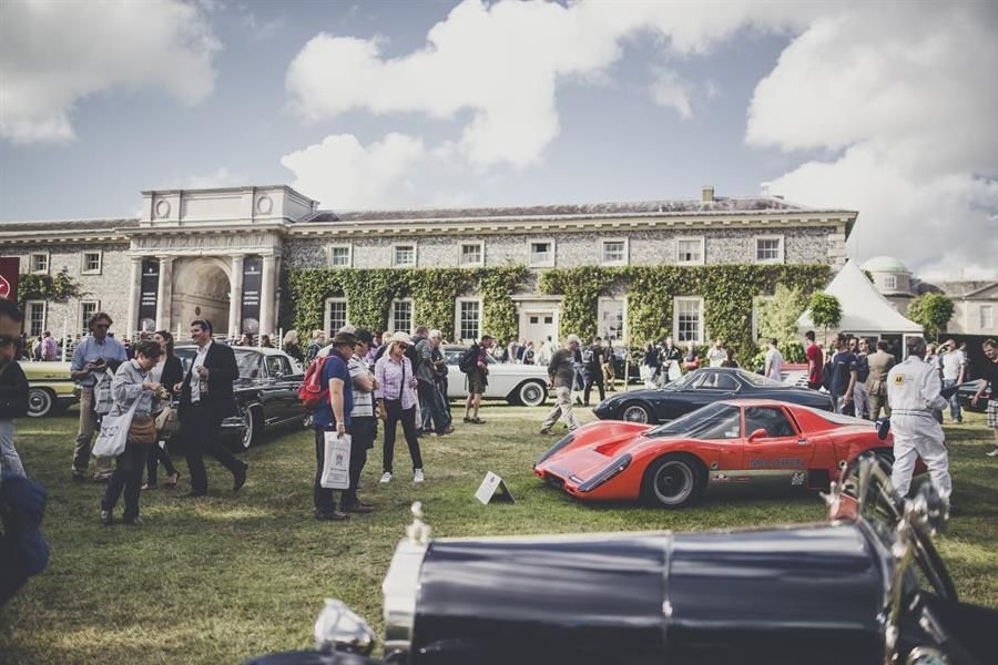 Cartier 'Style et Luxe' Concours d'Elegance at  Goodwood Festival of Speed