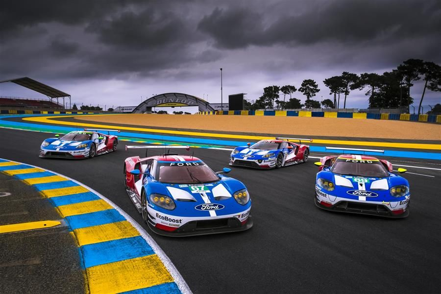 Ford Chip Ganassi Racing prepares to defend Le Mans 24hrs GTE Pro title