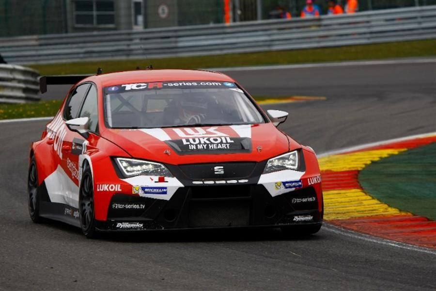 Daniel Lloyd joins Lukoil Craft-Bamboo Racing for TCR International campaign