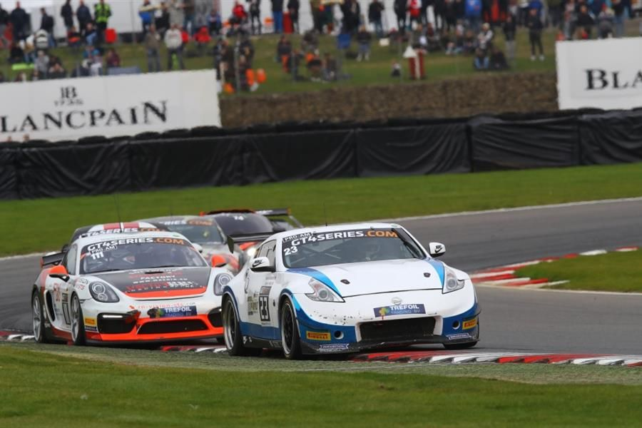 Rookie Micah Stanley joins Charlie Fagg at SWR for GT4 European