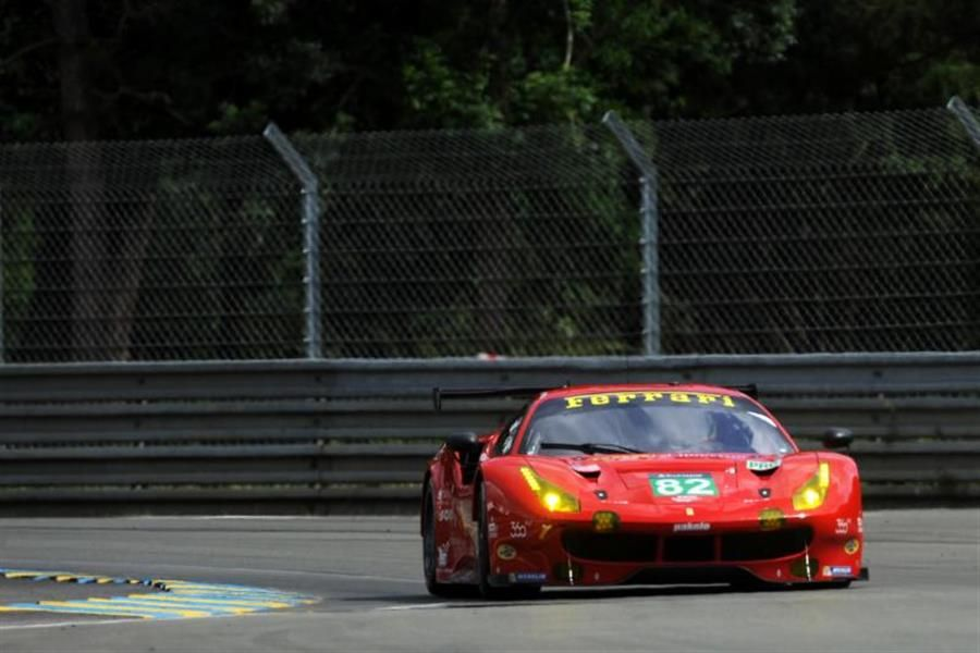 Formidable line-up for Risi Competizione at Le Mans