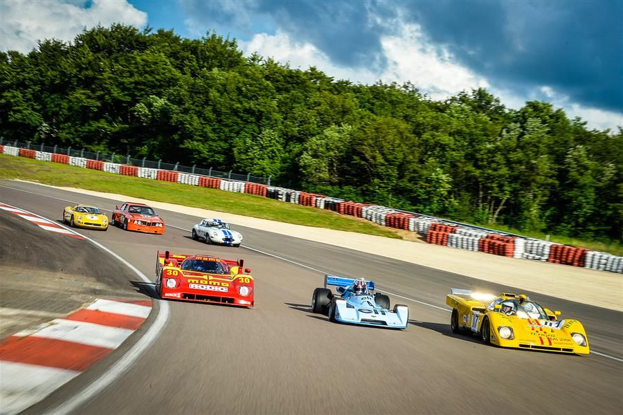 A vintage year for Grand Prix de l'Age d'Or