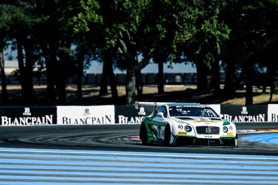 Bentley Motorsport wins a trans-atlantic double
