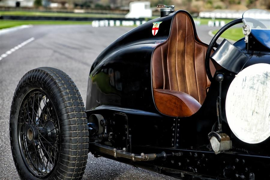 William Medcalf to run 1936 Bentley Pacey-Hassan on Hillclimb at Goodwood Festival
