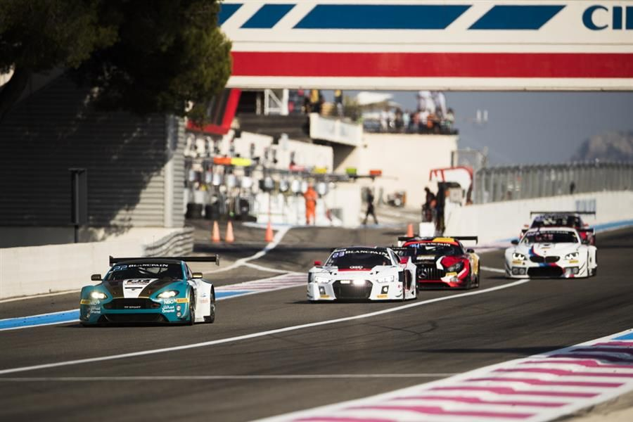 Oman Racing keeps 100% podium record intact at Paul Ricard