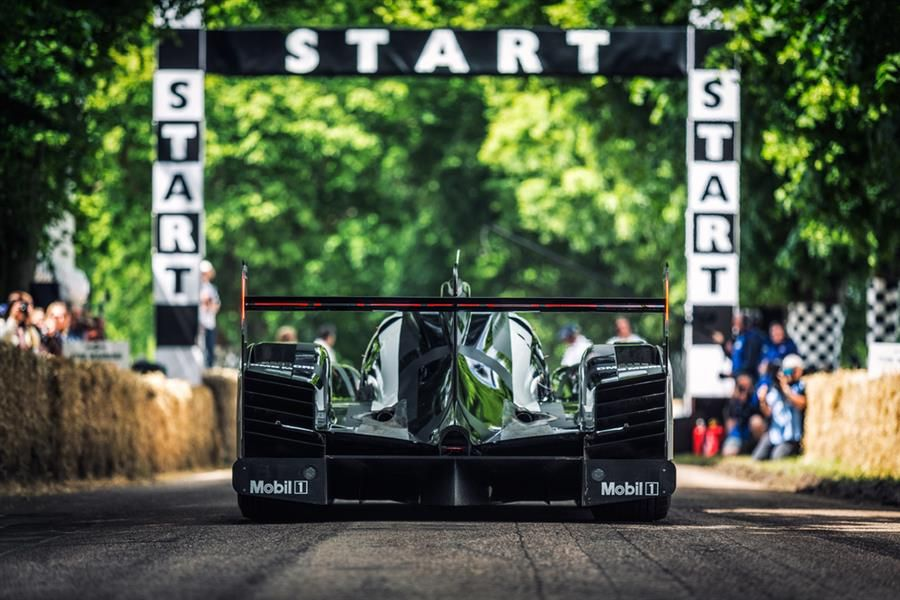 Champions old and new: Porsche at the Goodwood Festival of Speed