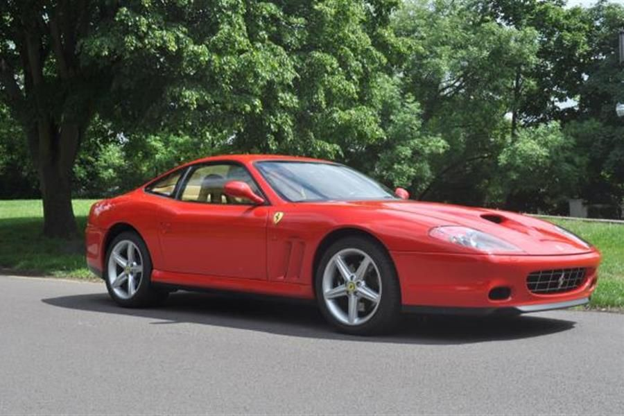 Pre-production Ferrari 575MM goes under the hammer today  at COYS