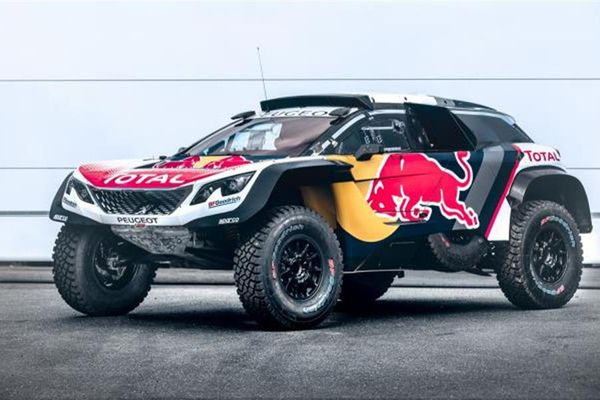 New Peugeot 3008DKR Maxi aims to build on Dakar-winning success of its predecessors