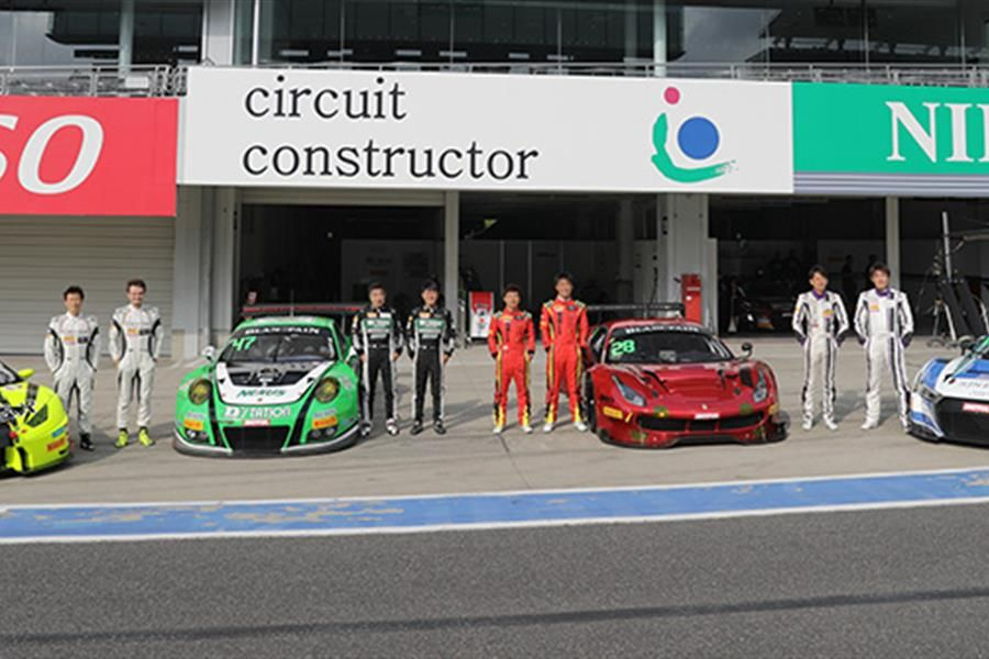 Blancpain GT Series Asia: ARN Racing shines brightest of Japanese entries at Suzuka