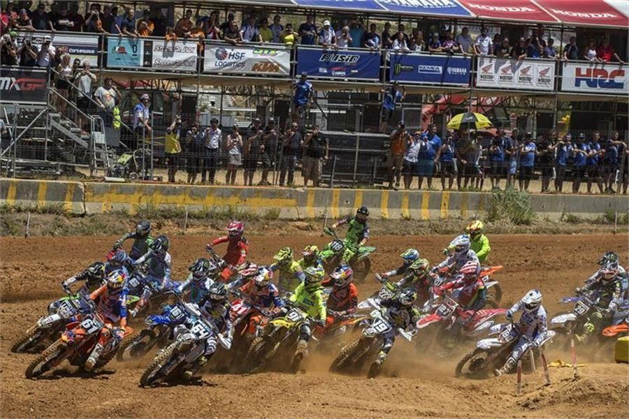 Victory for Jeremy Seewer and Suzuki at MXGP of Portugal