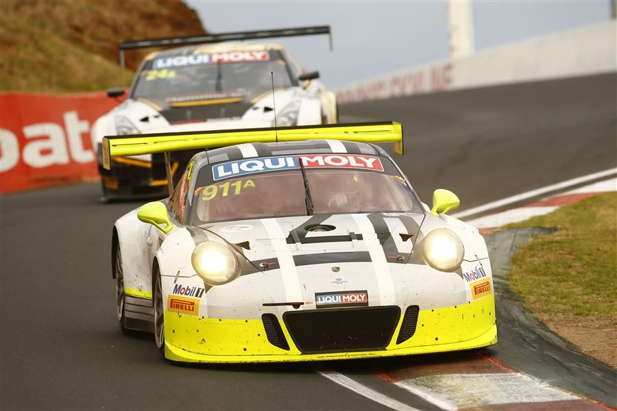 Porsche enters full Intercontinental GT Challenge season