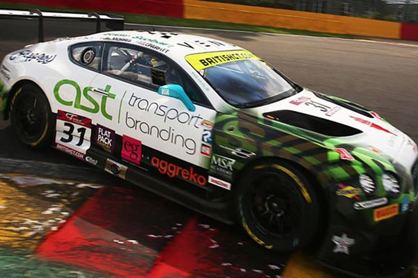Parfitt Jnr and Keen share GT3 poles at Spa as Tregurtha and Osborne pace GT4