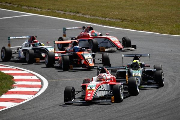 Second win of season for Marcus Armstrong in ADAC Formula 4