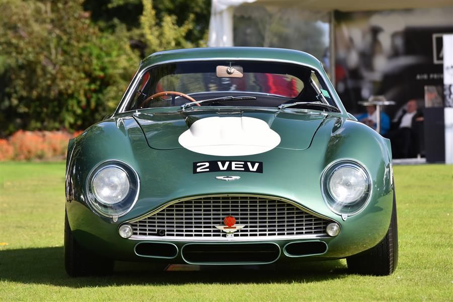 Rare Aston Martins join line up for Concours of Elegance at Hampton Court