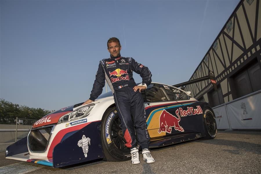 Sebastien Loeb confirmed for action in Pikes Peak Peugeot on Montlhery banking, videos