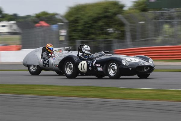 Motor Racing Legends heads to Silverstone Classic