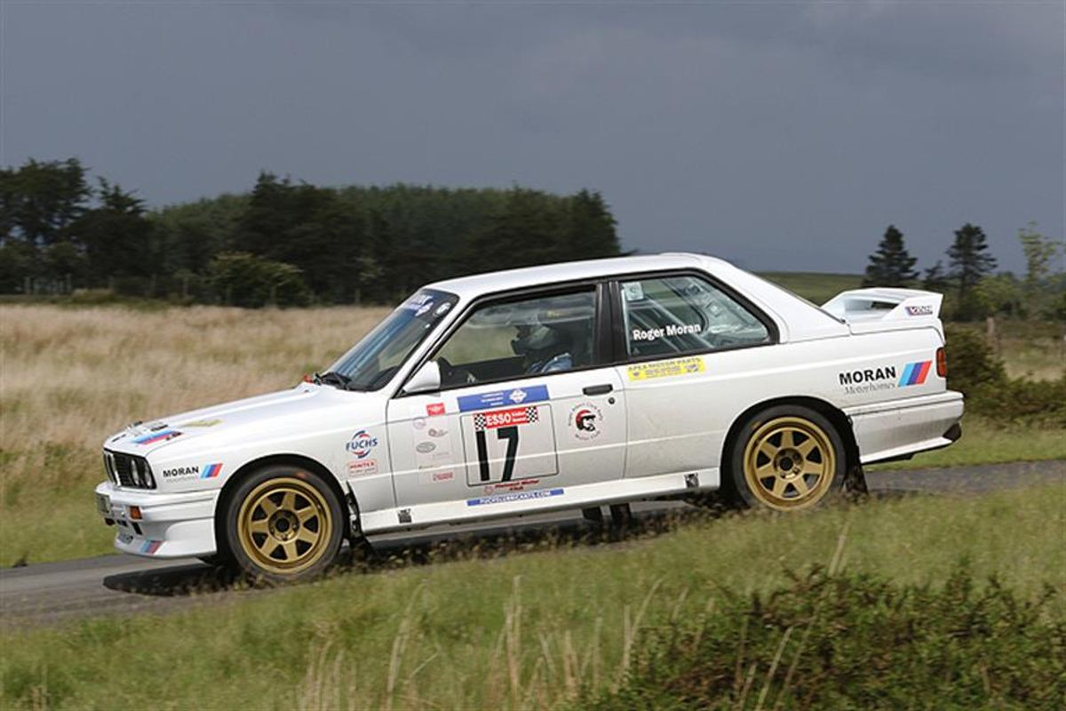 Epynt return for Fuchs R.A.C. Historic Asphalt Championship