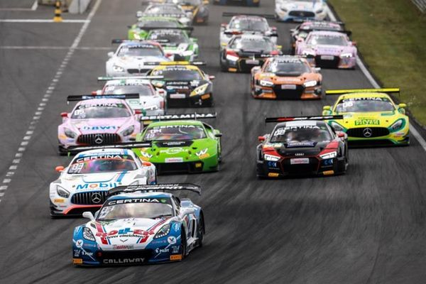 Win for Corvette duo of Gounon and van der Zande at Zandvoort ADAC GT Masters