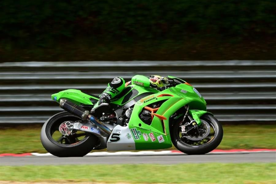 Gearlink Kawasaki Brands Hatch review