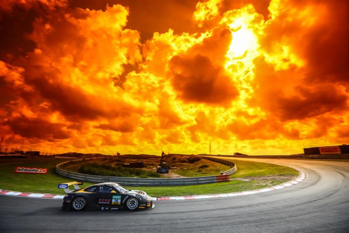 ADAC GT drivers MacDowall and Bachler defy odds at Zandvoort
