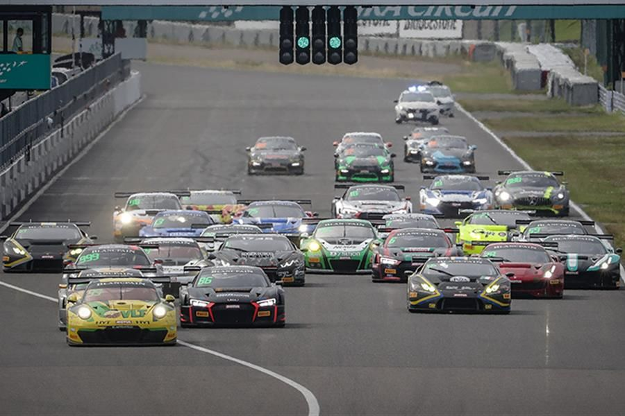Blancpain GT Series Asia confirms similar six-round, 12-race calendar for 2018