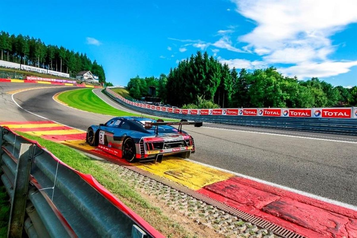 Team WRT Total 24 Hours of Spa Blancpain Endurance Report