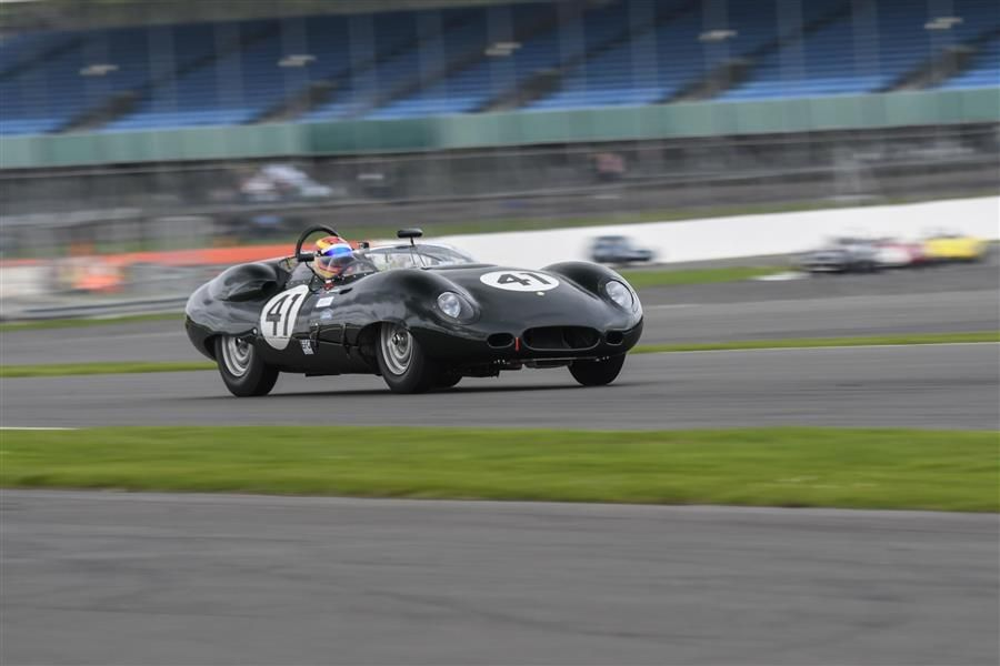Silverstone Classic: JD Classics celebrate an overall victory, a podium finish and a third-in-class