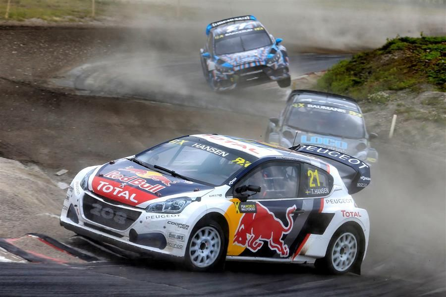 Peugeot 208 WRX targeting third straight win in Canada RX