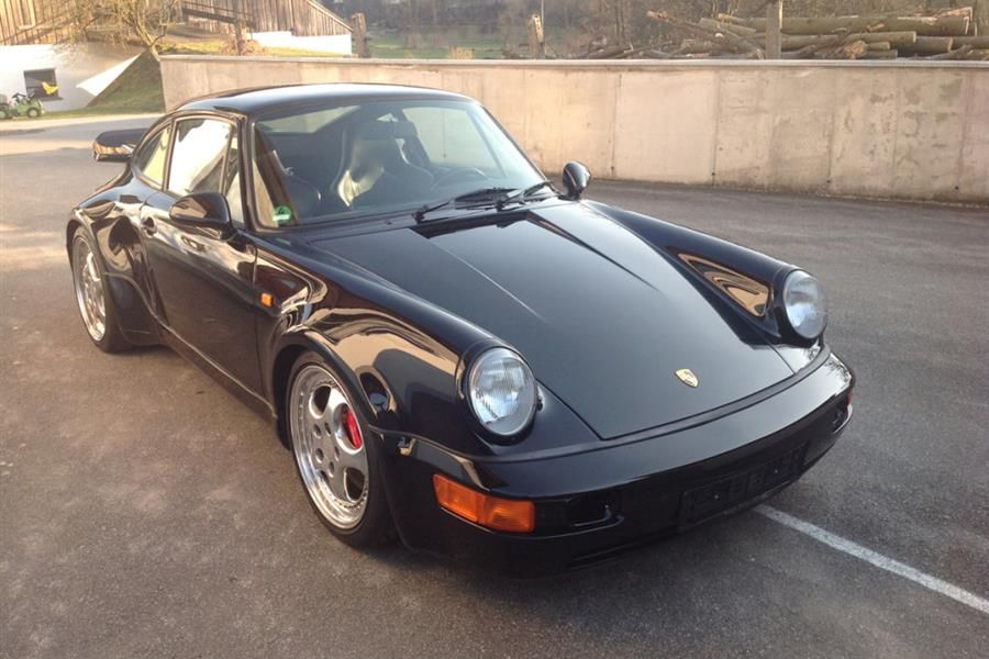 1992 Porsche 964 Turbo S on offer at COYS