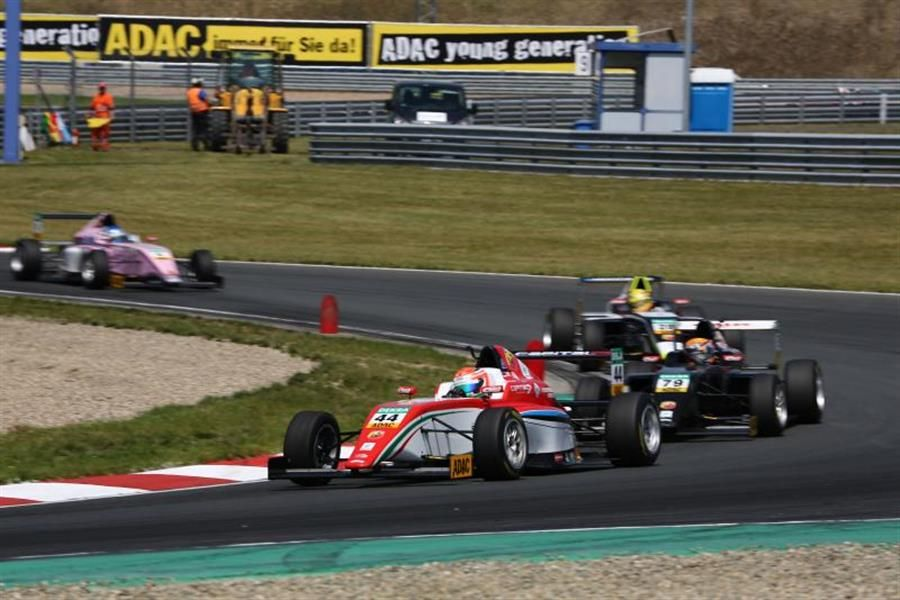 ADAC F4 title chase intensifies as second half of season gets underway