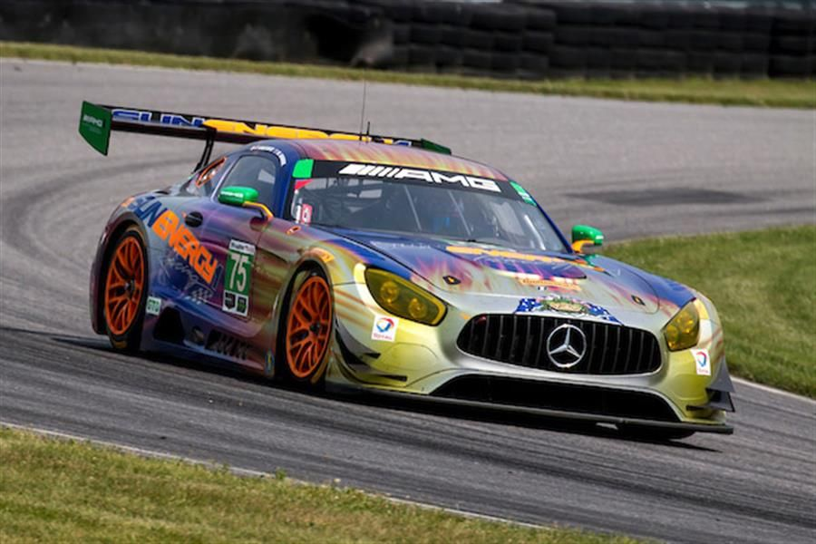 3 Mercedes-AMG GT3 Teams Set For Continental Tire Road Race Showcase