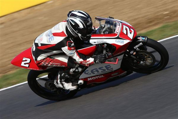 Thomas Strudwick heads to Thruxton for British Moto3 Rnd 7