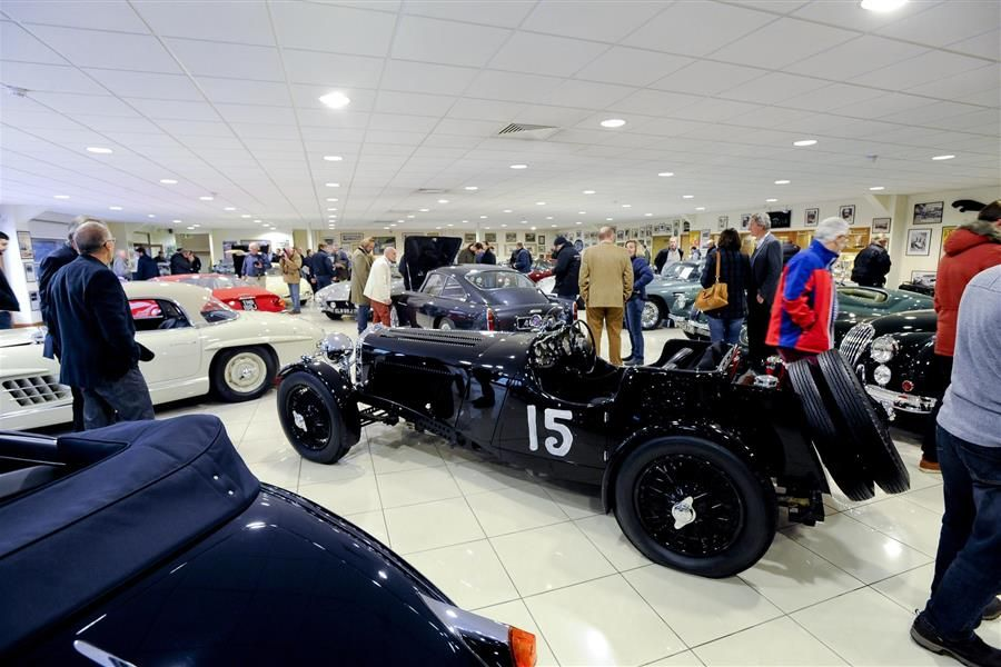 Jenson Button the special guest speaker at JD Classics' breakfast morning on 22 October